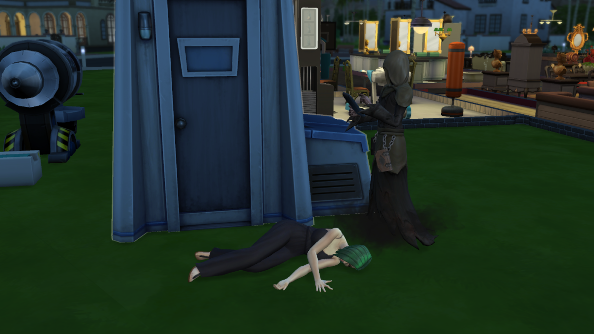 """The Sims 4"" Walkthrough: Guide to Death and Killing Your Sims"