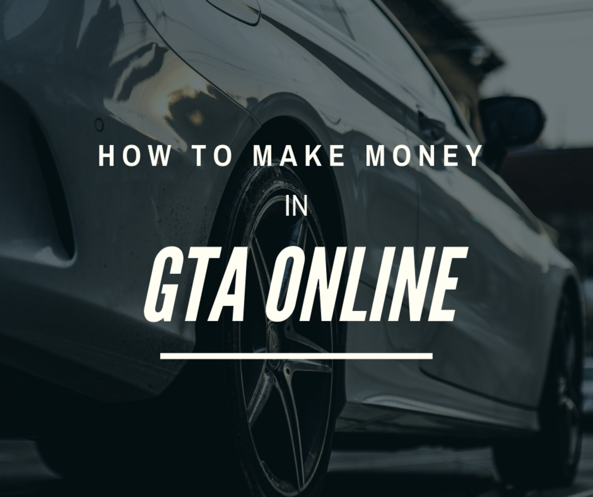"How to Make Money in ""Grand Theft Auto Online"""
