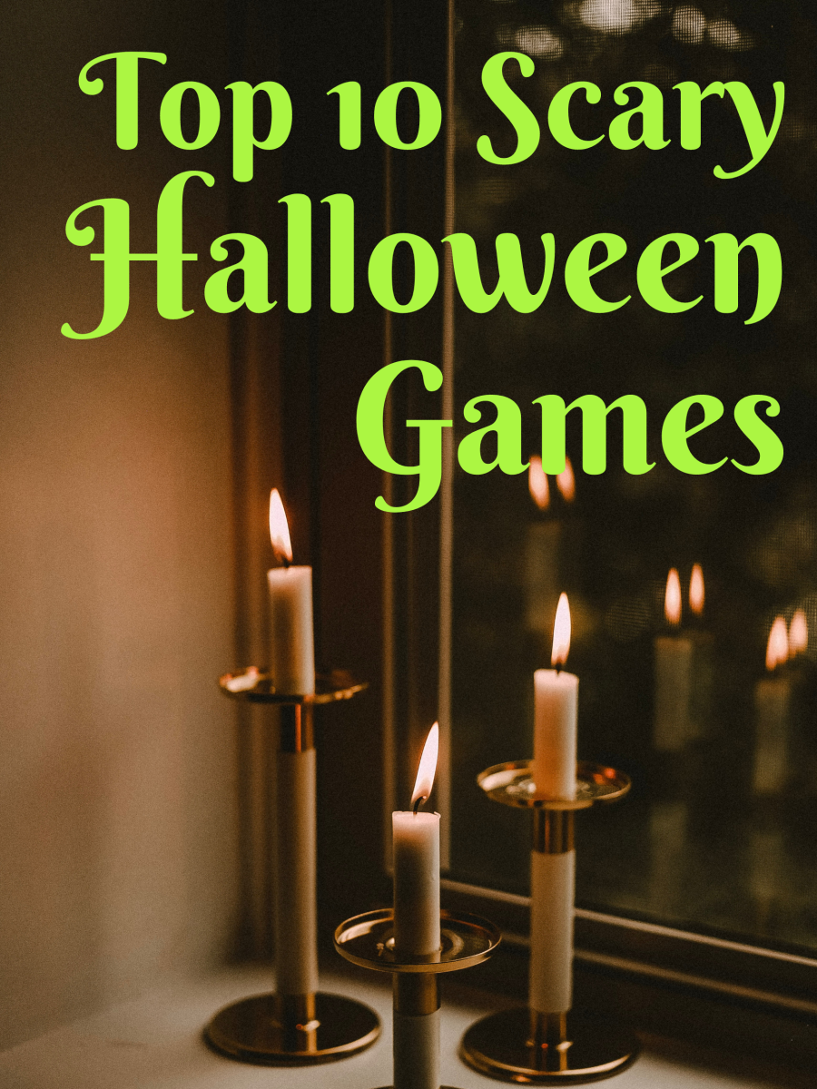 Top 10 Scary Halloween Games & Rituals You'd Have to Be Crazy to Try