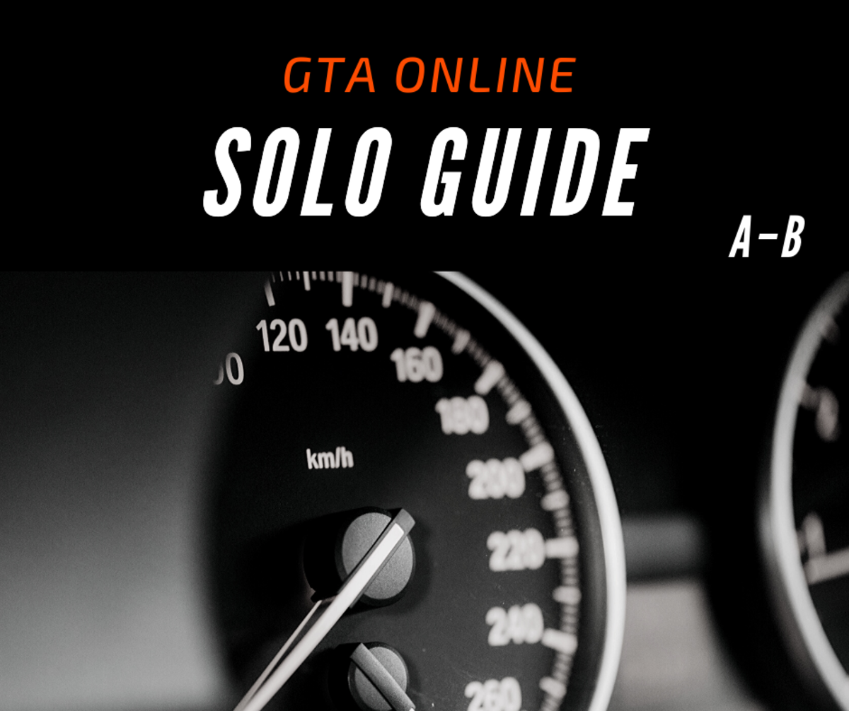 """""""Grand Theft Auto Online"""": Solo Missions A–B"""
