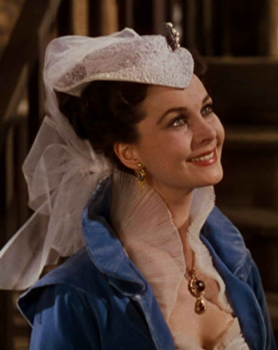 Top Ten Best Costumes of Scarlett O'Hara