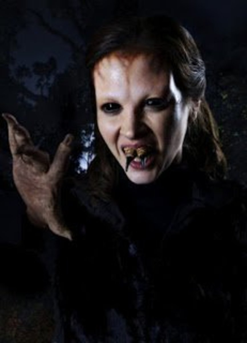 Spinnetod from Grimm