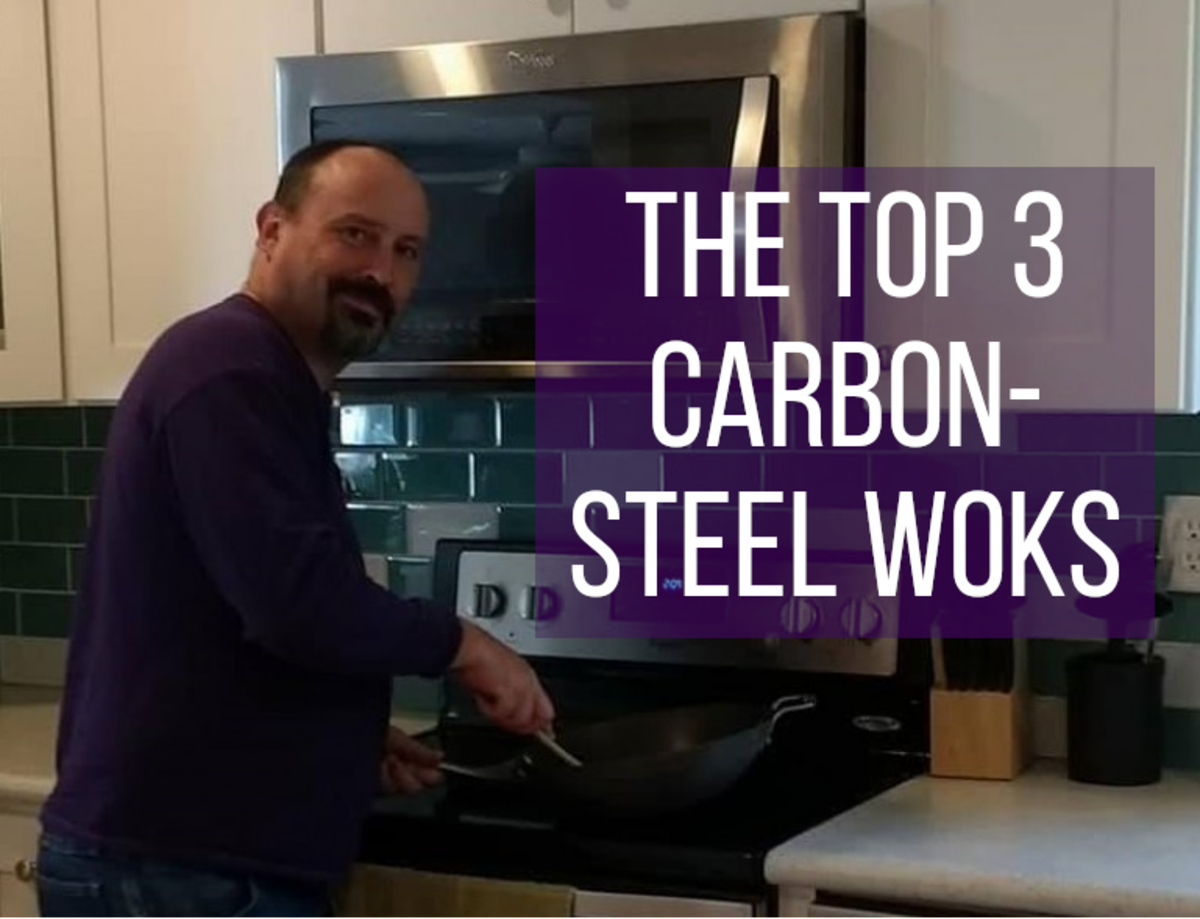 If you are looking for the best carbon-steel woks, read on for my suggestions and experiences.