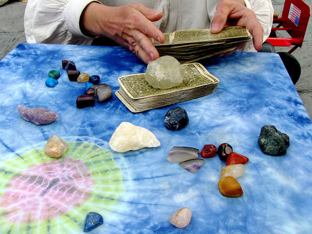 How To Clear Your Oracle Cards