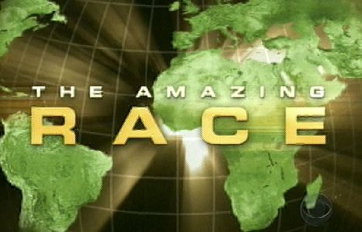 The Amazing Race has many memorable challenges.