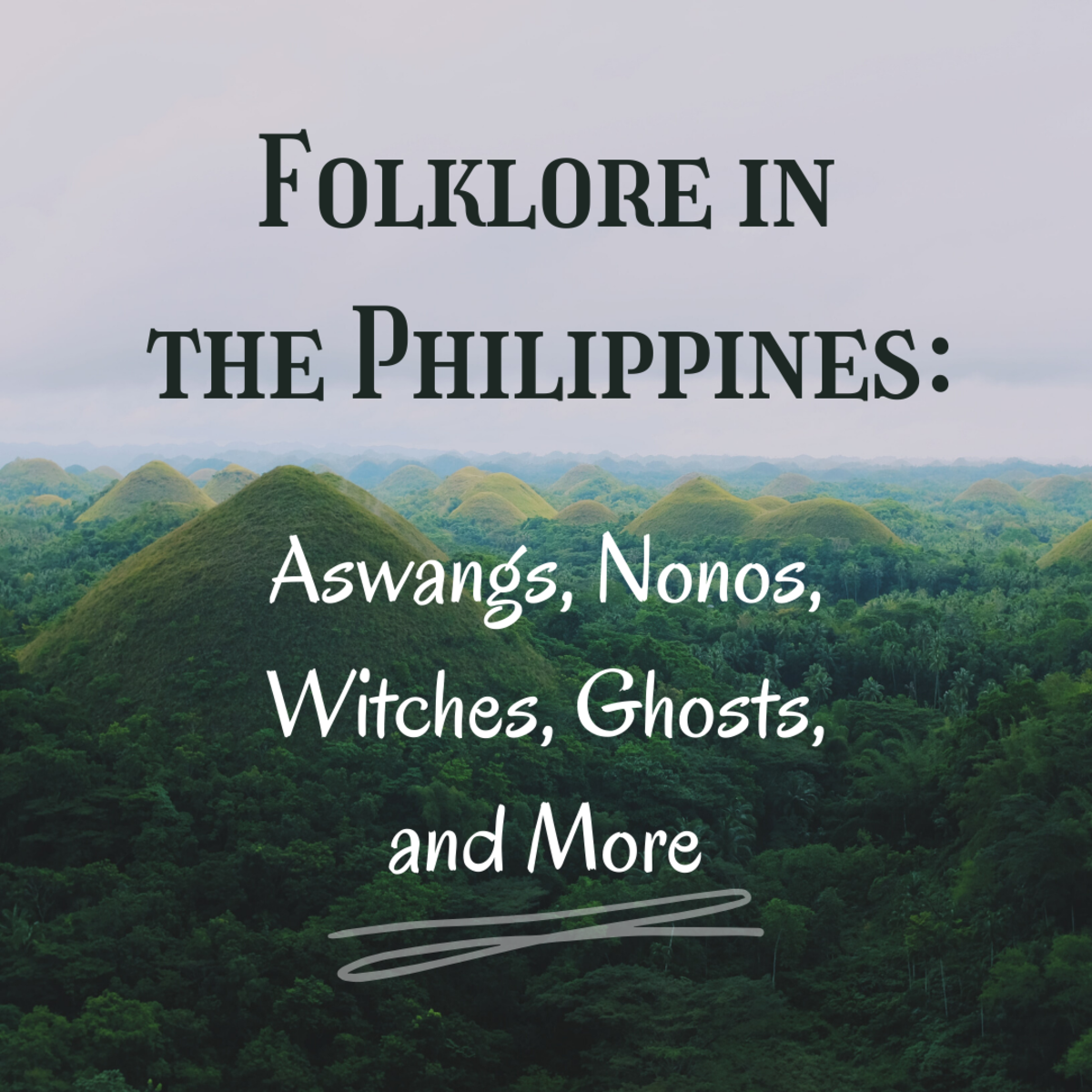 Explore some Filipino folklore, ranging from the vampire-like Aswang to the elven Nono.