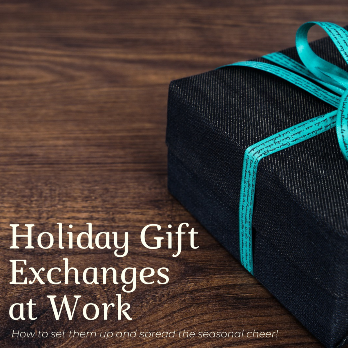 How to Organize a Christmas Gift Exchange at Work