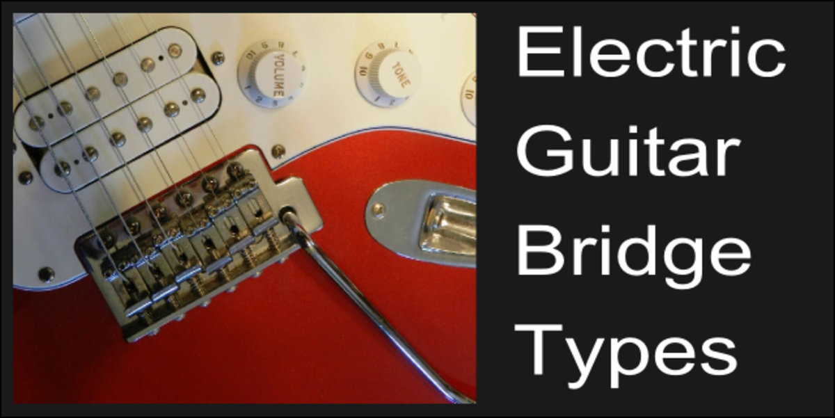Find out how to decide which type of electric guitar bridge is right for your playing style.