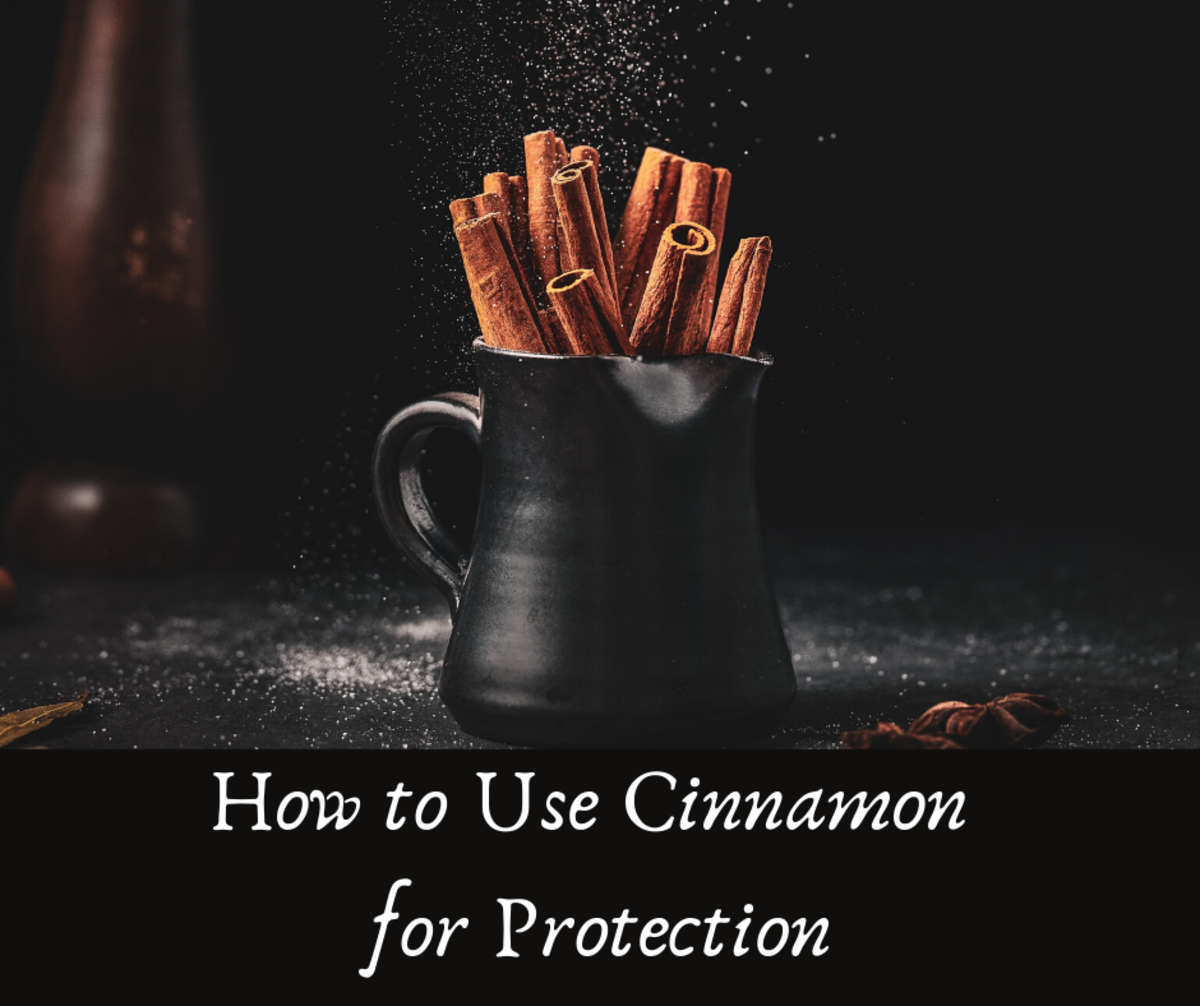 Read on to learn how to use cinnamon for protection.
