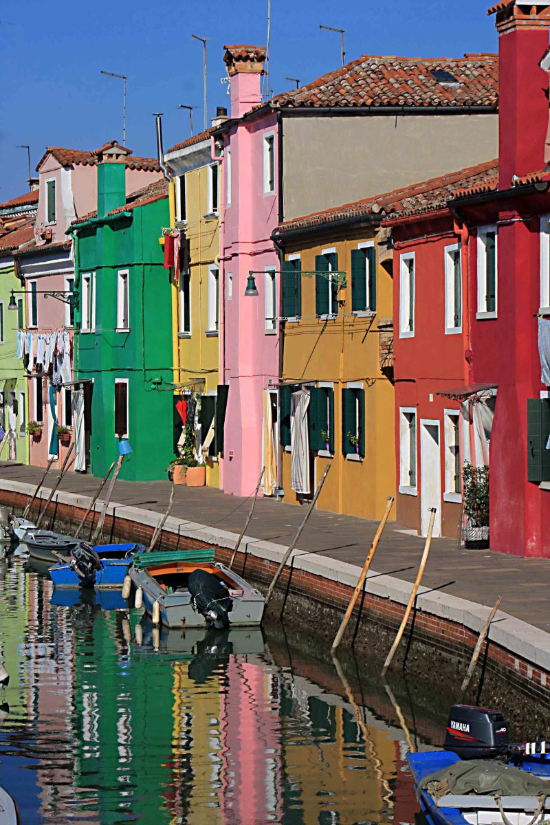 Venice: The Islands in the Lagoon - San Giorgio Maggiore, Murano, San Michele, Burano, and Torcello