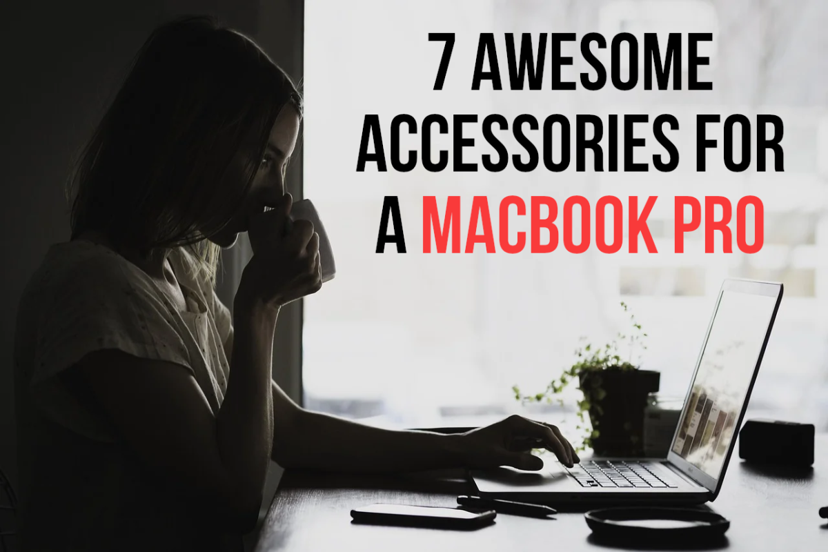 7 Best Accessories for the MacBook Pro With Touch Bar