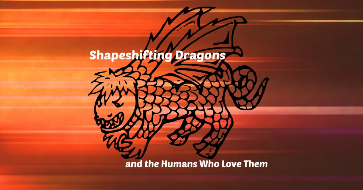 Shapeshifting Dragons of Folklore: Three Love Stories