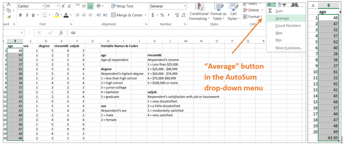 finding-the-mean-median-and-mode-in-microsoft-excel