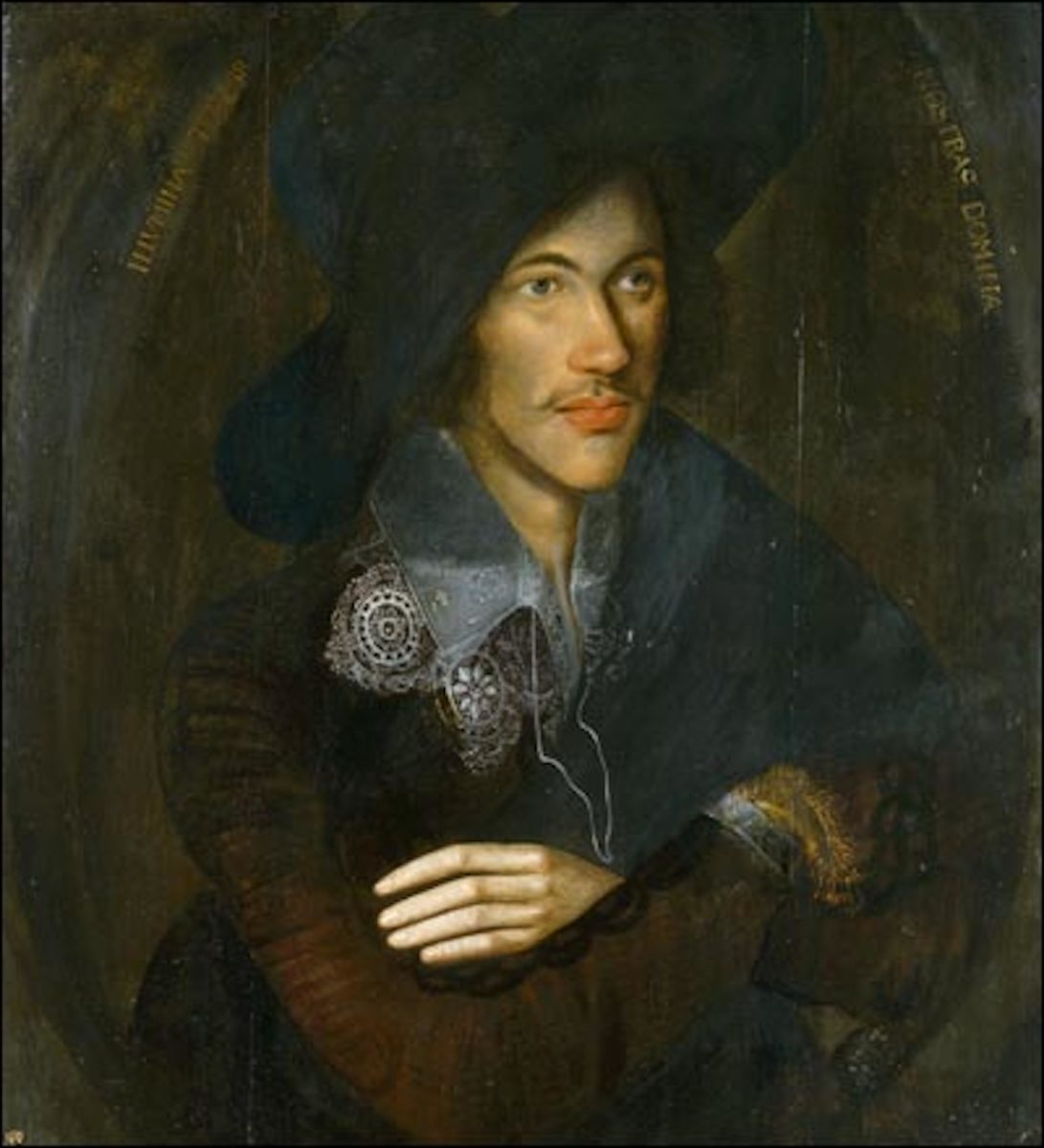 John Donne's Holy Sonnet V