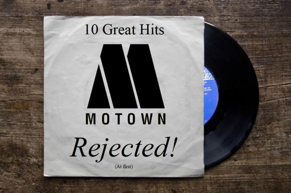 10 Greatest Hits Motown Initially Rejected