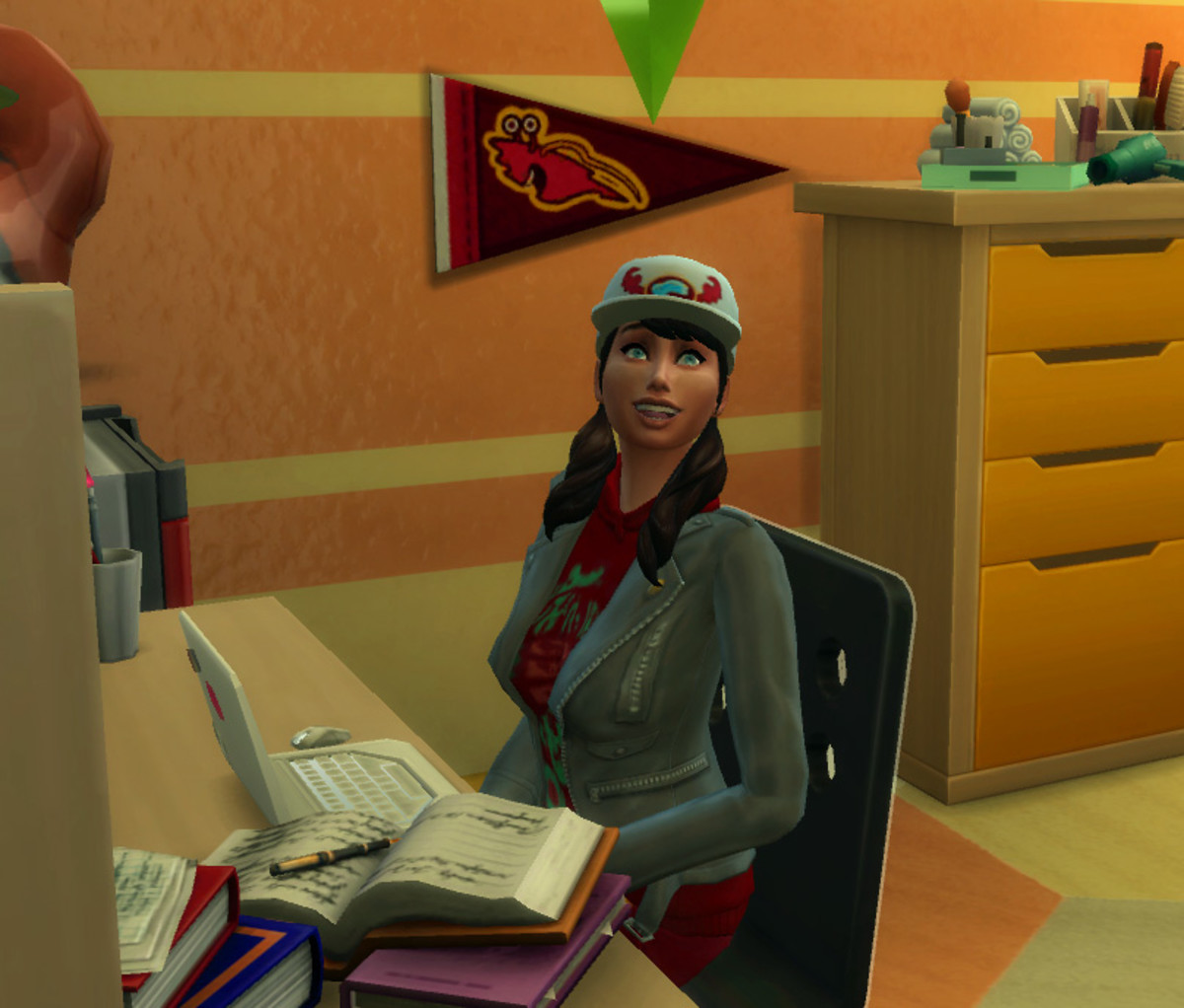"Sims fans have been waiting for the opportunity to go back to school. Now they can with ""The Sims 4: Discover University"" expansion pack."