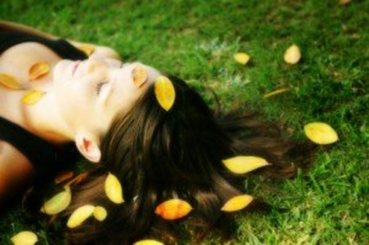 Do something healthy and natural for your hair: buy paraben-free products.