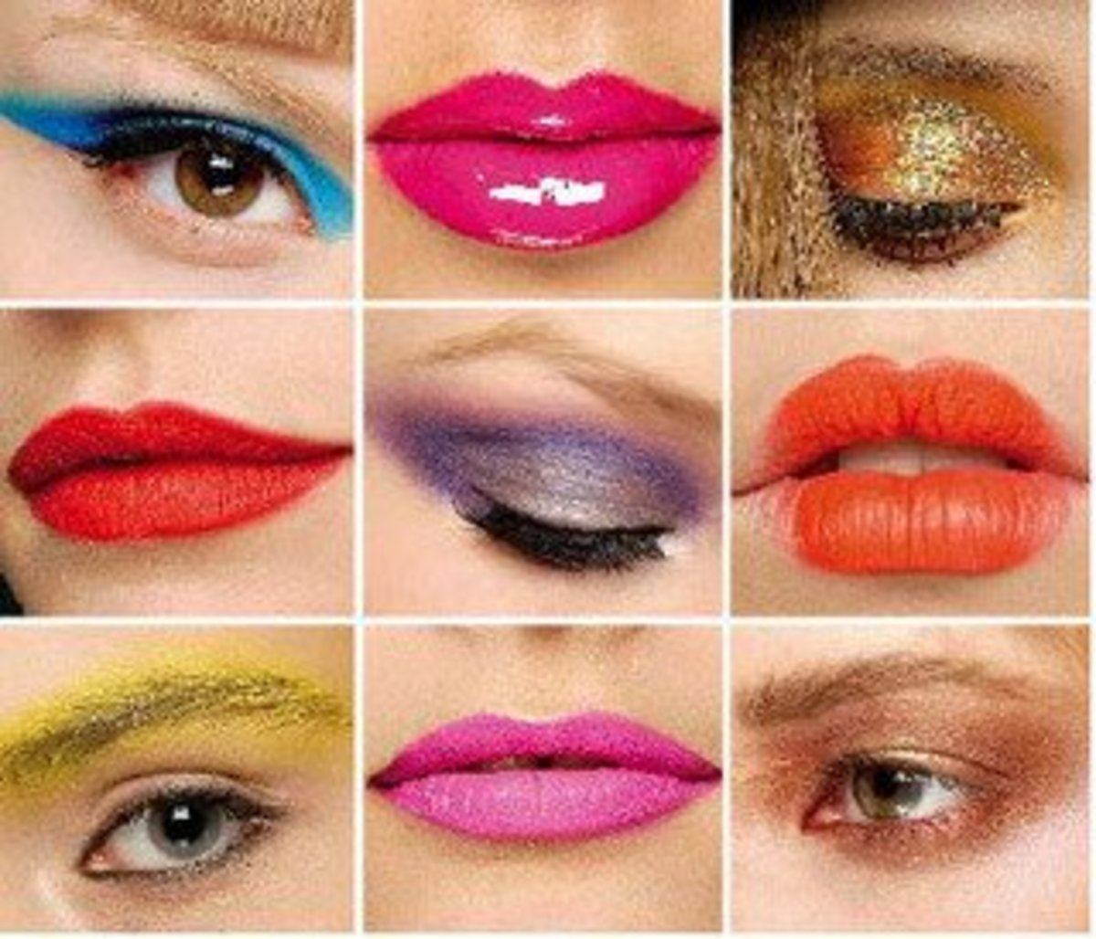 Most make-up products on the market are full of parabens that cause cancer.