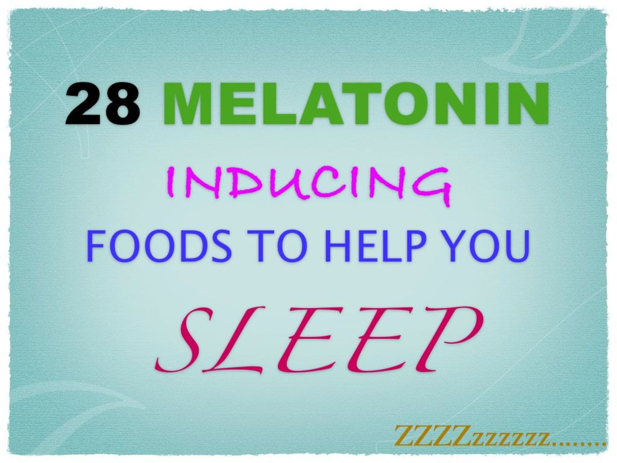 Melatonin: is a hormone that induces sleep and wake patterns.