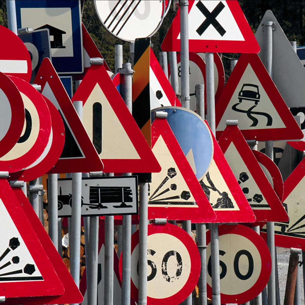 Most people have several warning signs that alert them to possible, upcoming danger.