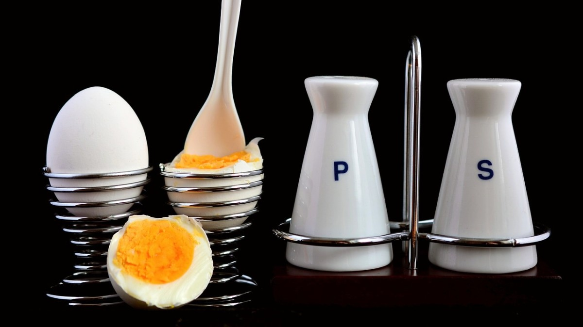Lysozyme - An Antibacterial Enzyme and a Cause of Egg Allergies
