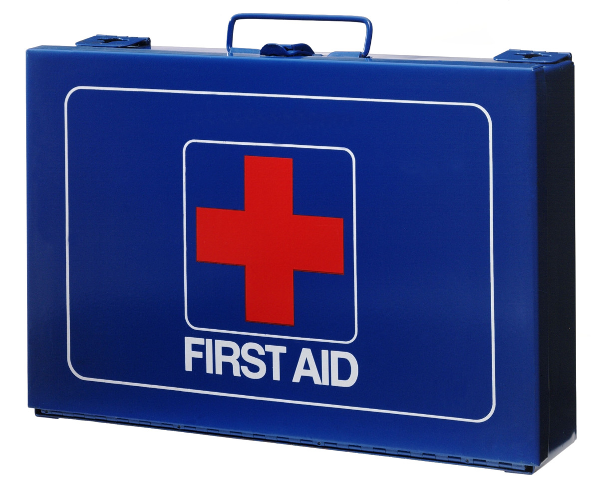 Every home should have a first aid kit