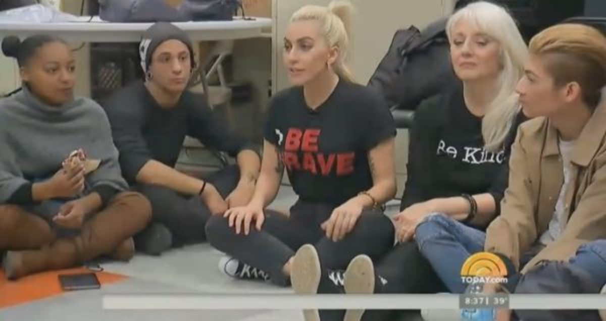 Lady Gaga Admits to PTSD - How Many Others Suffer in Silence?