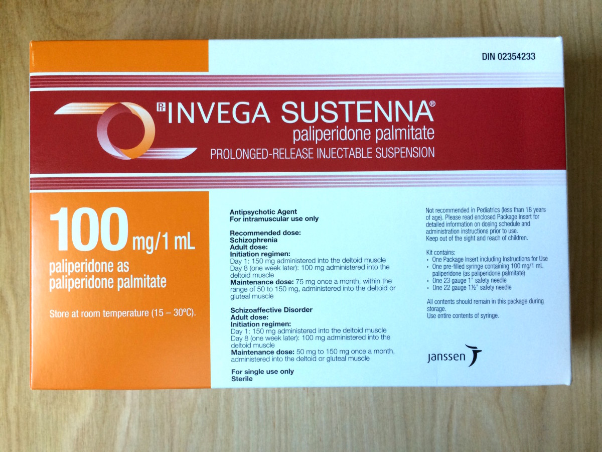 One of the many antipsychotics available for schizophrenia