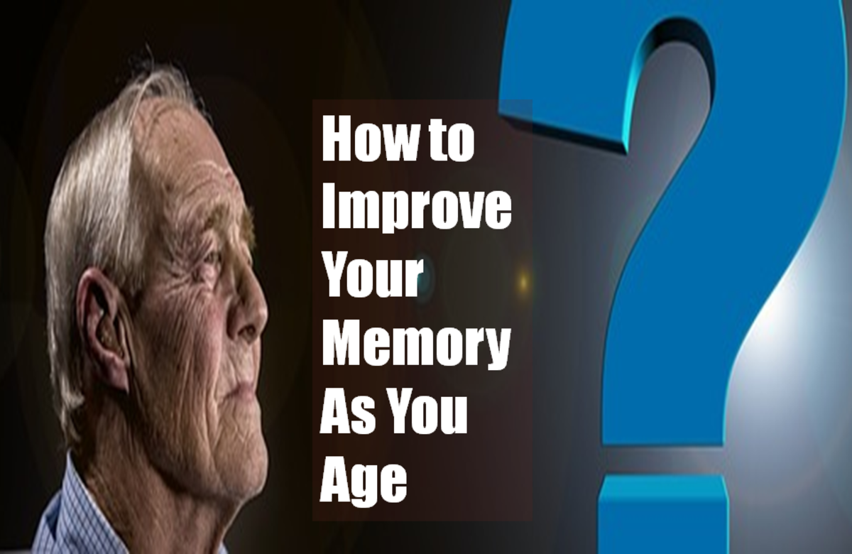 How to Improve Your Memory As You Age