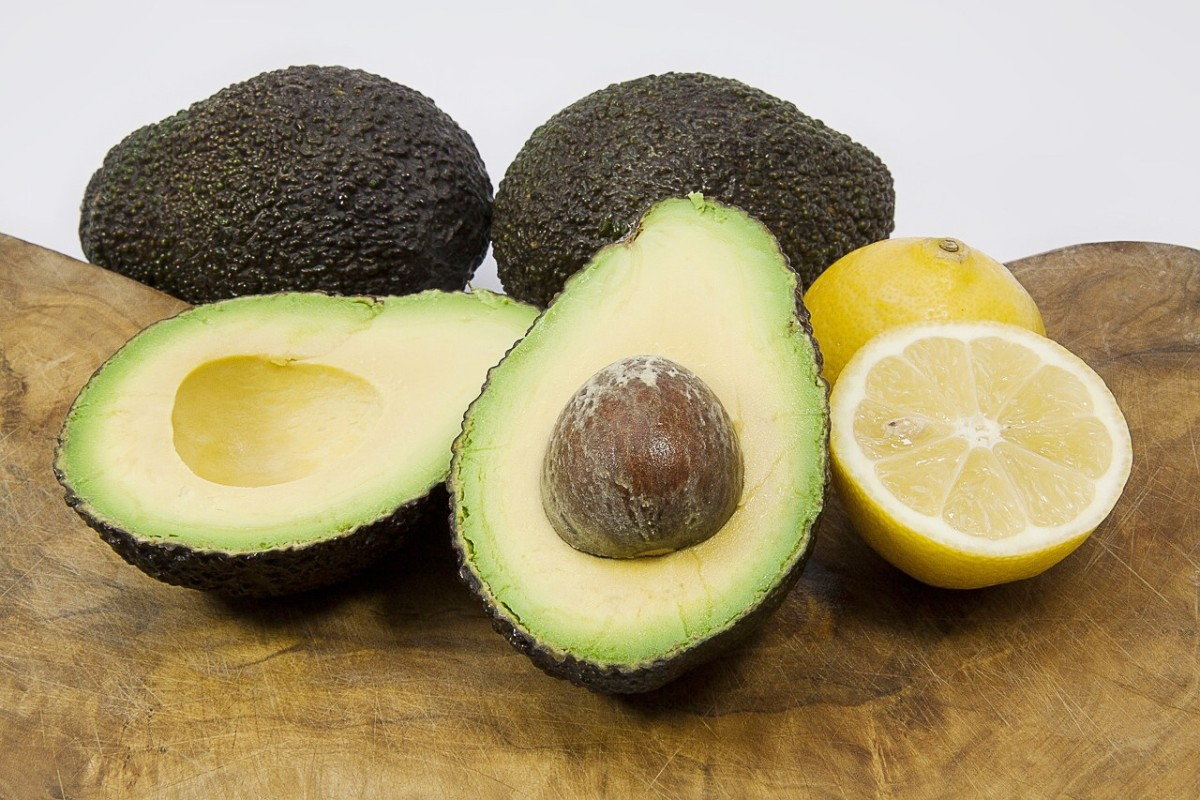 Avocados are rich in monounsaturated fatty acids.