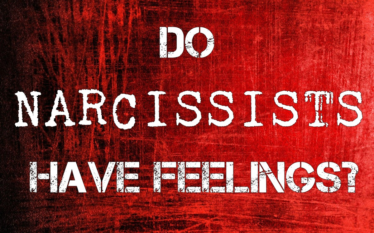Do Narcissists Have Feelings?