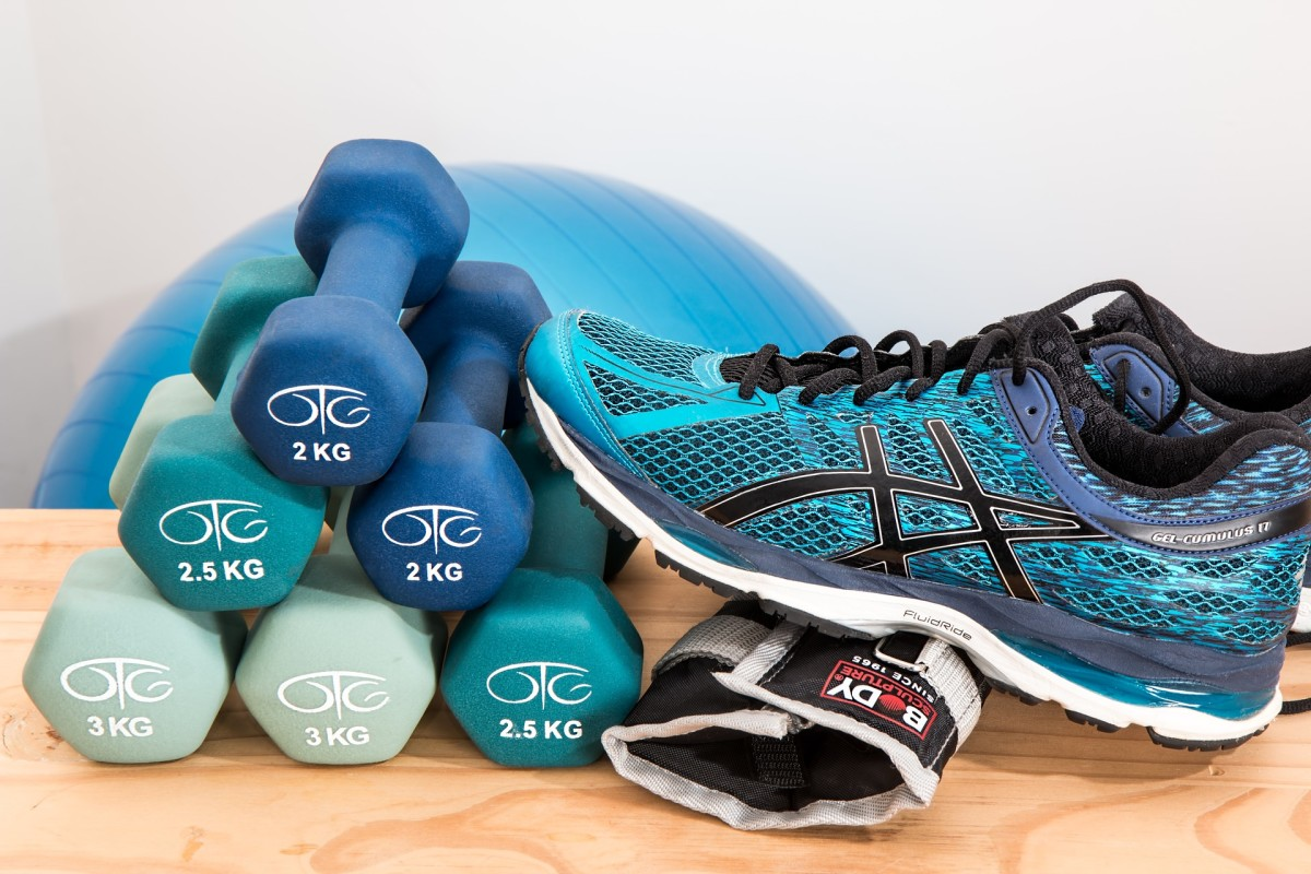 The gym doesn't have to be a scary place for chronic pain patients!