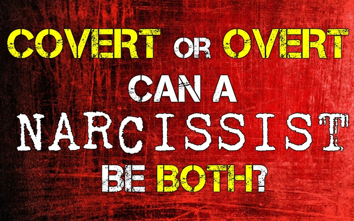 Covert or Overt: Can a Narcissist Be Both?