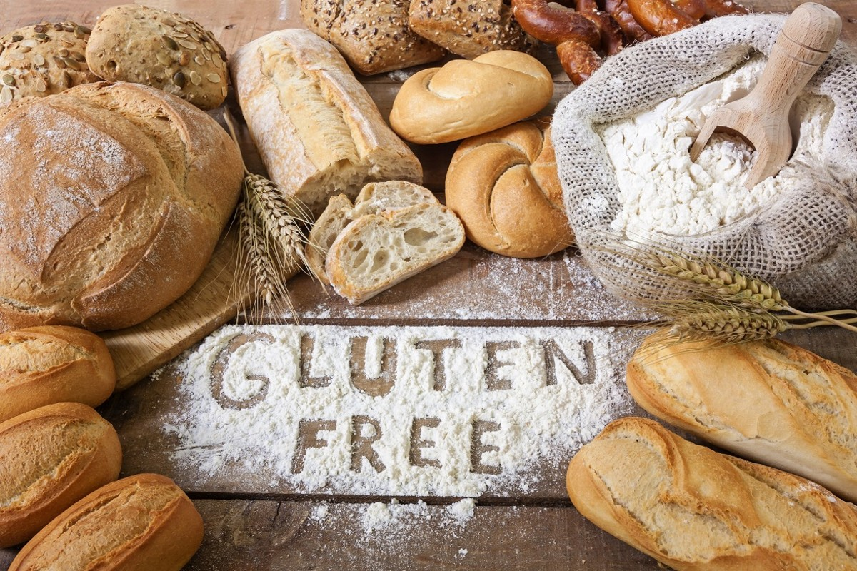 More than just bread products contain gluten
