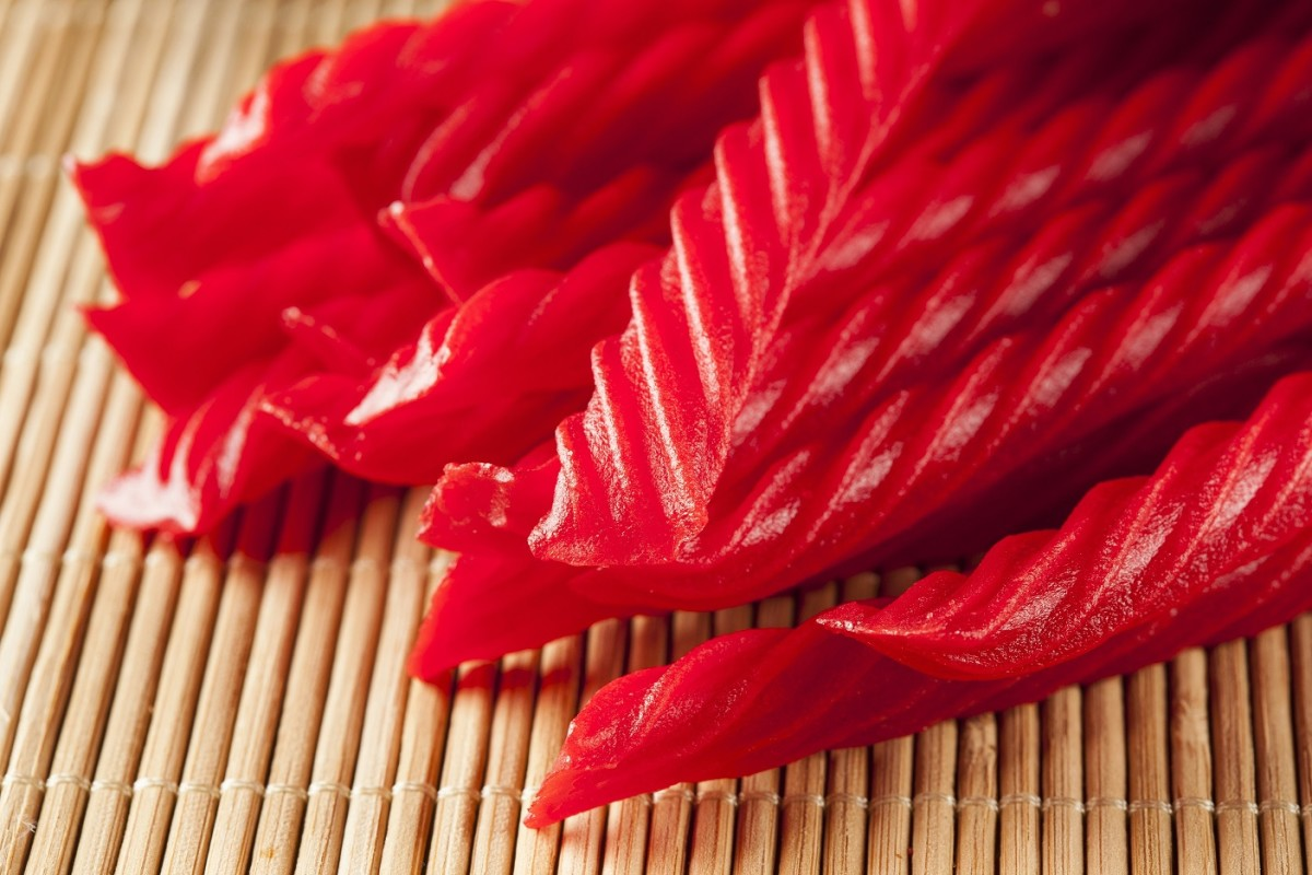 Most licorice is not gluten-free