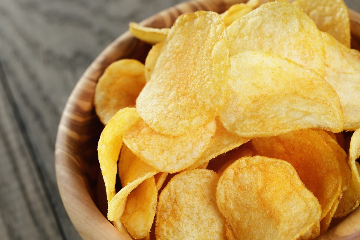 Always double check chip ingredients as many brands contain gluten