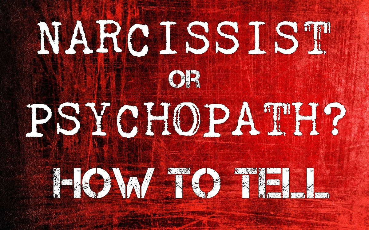 Narcissist or Psychopath? How to Tell