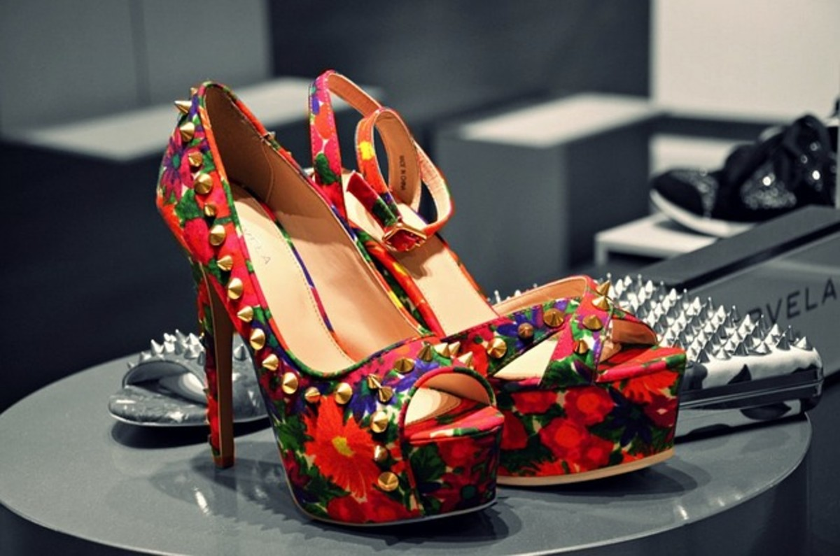 Even beautiful or fun shoes can cause blisters on the heels and toes.