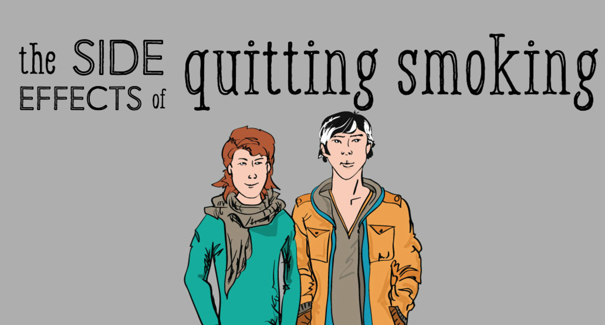 Side Effects of Nicotine Withdrawal When Quitting Smoking