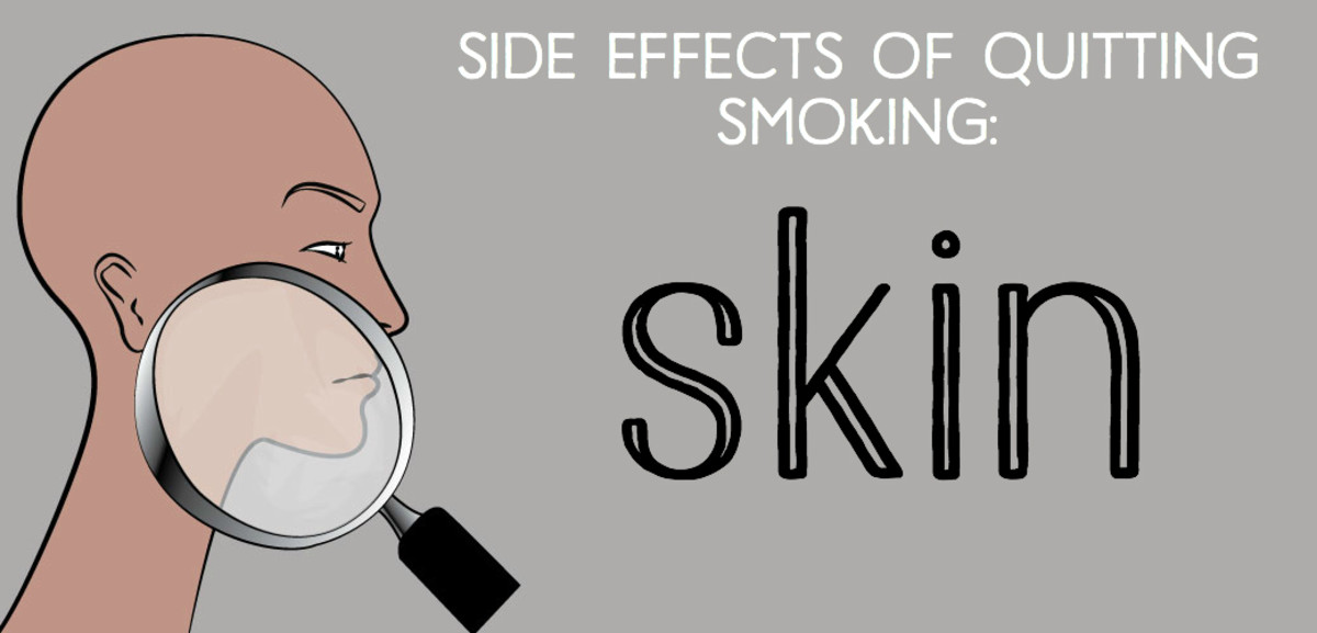 Side Effects Of Quitting Smoking What Happens To Your