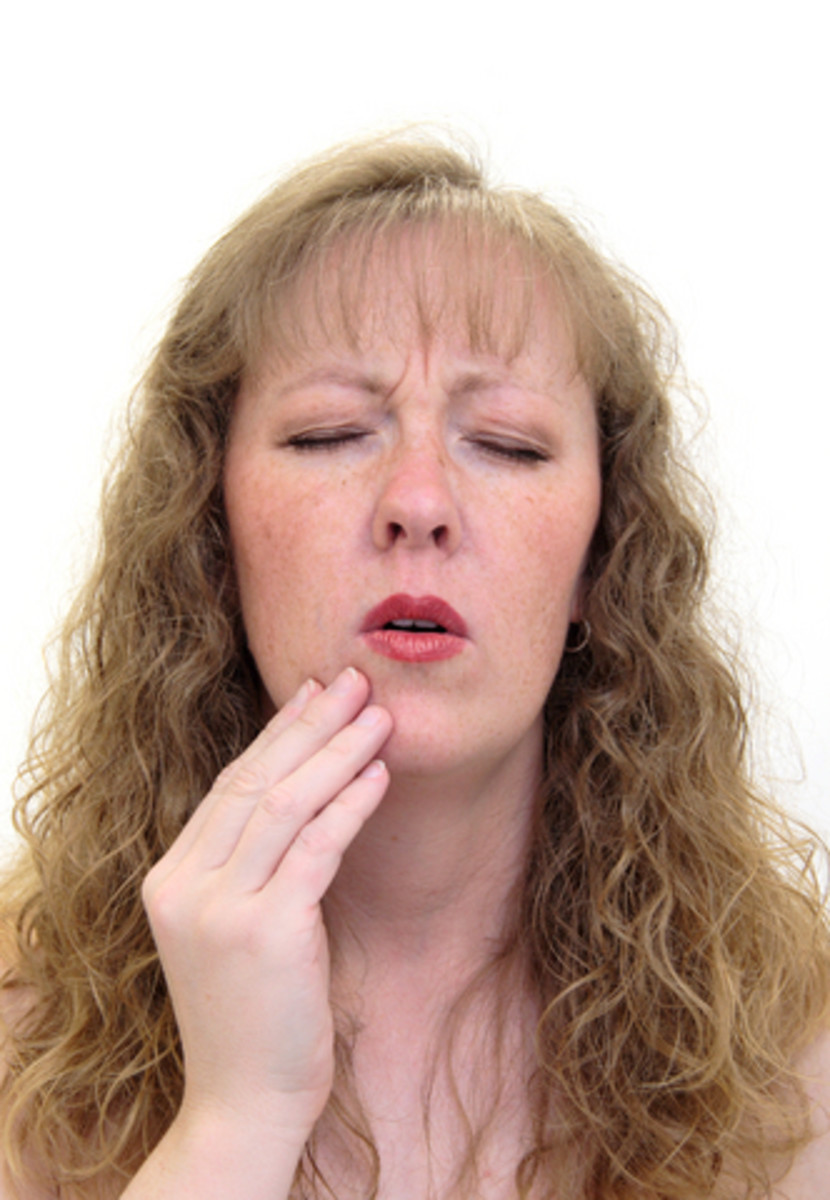 Joint pain can occur anywhere, including in the jaw.