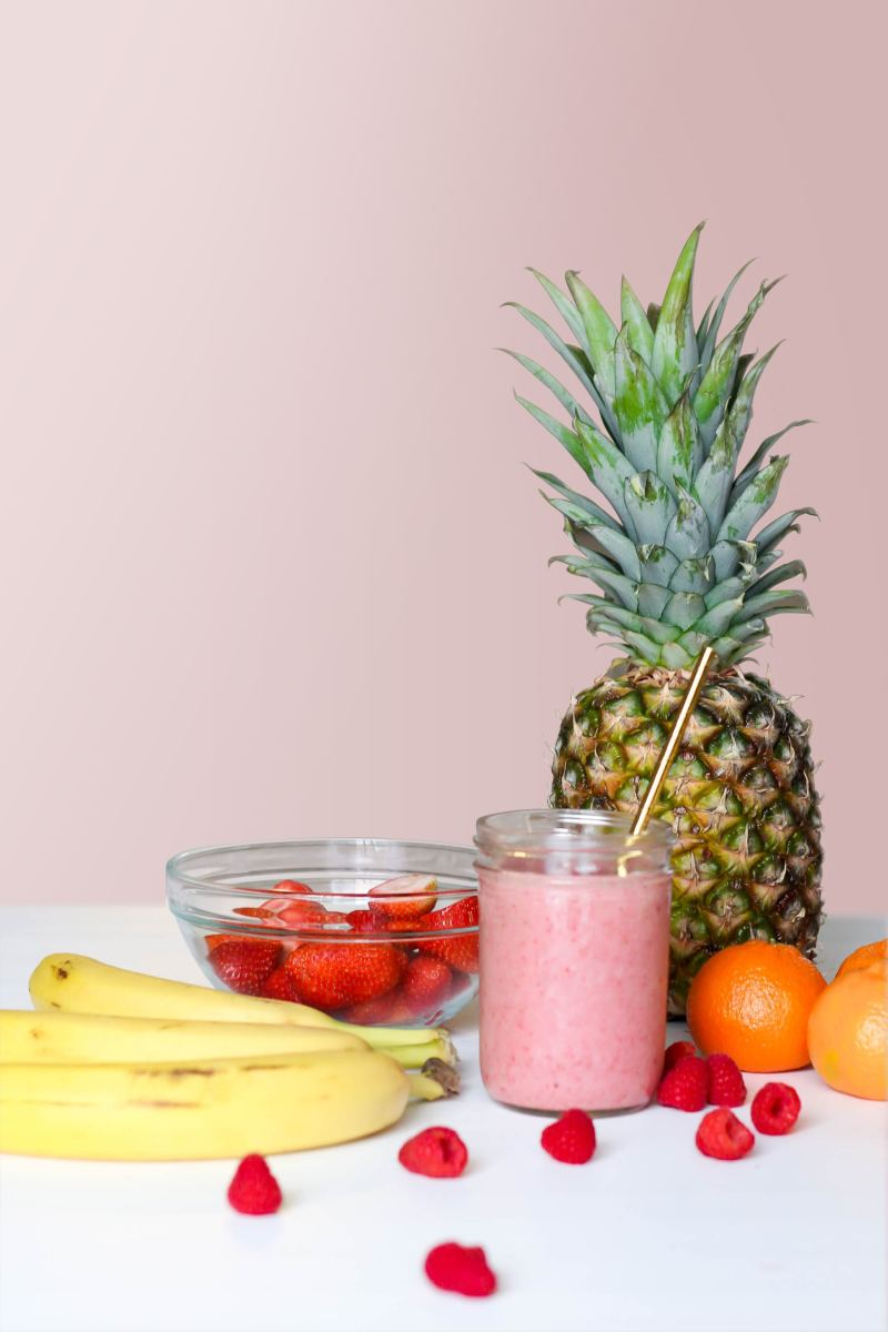 Bananas and other fruits are a great way to add more potassium to your diet.
