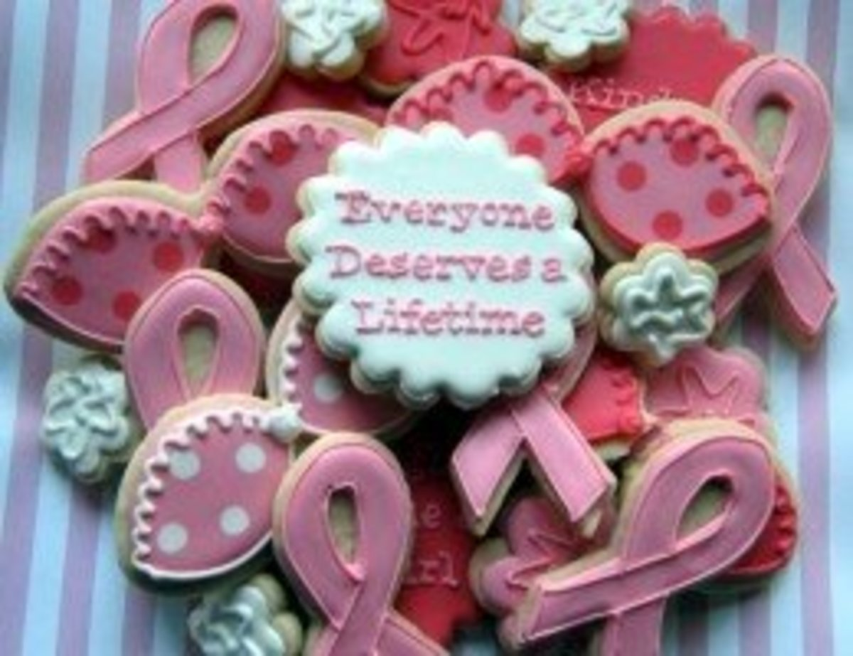 Designer cookies can earn a lot in a silent auction or bake sale