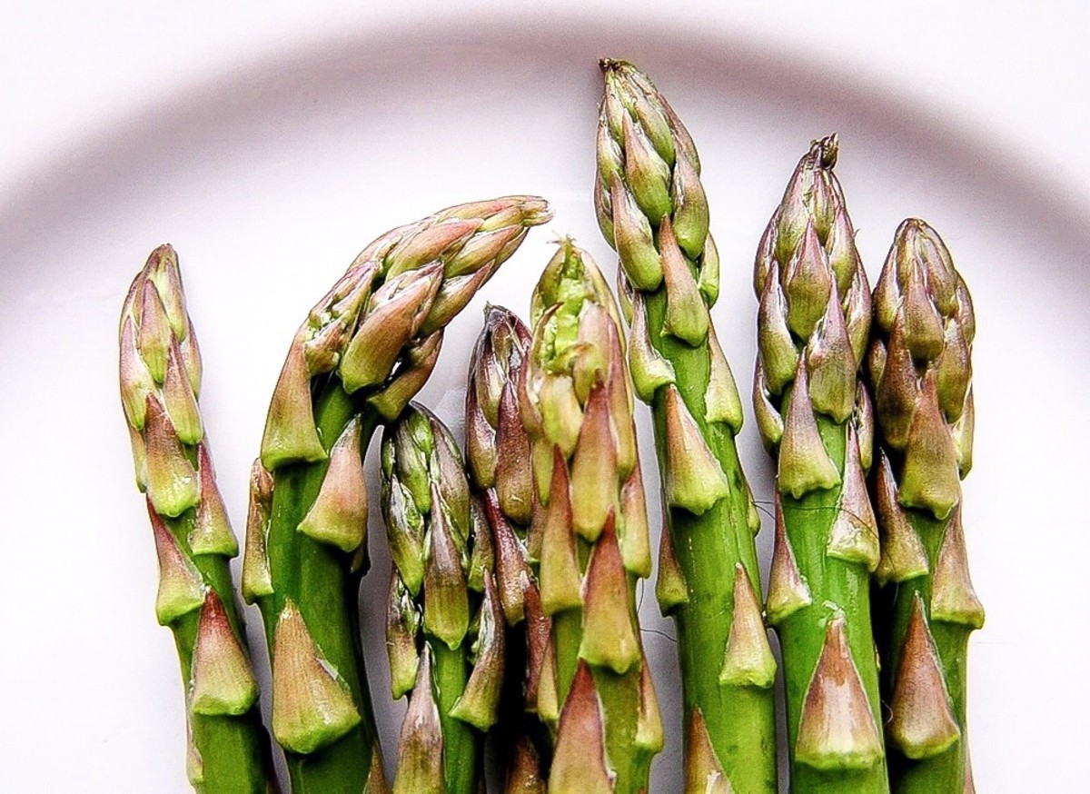 Asparagus can give urine both an interesting color and an interesting smell.