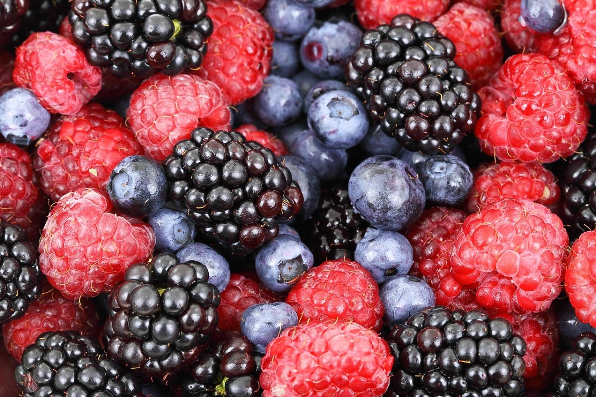 Berries are an important component of an anti-inflammatory diet.