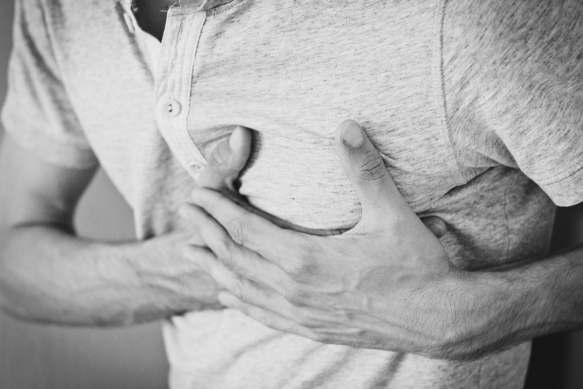 The pain from costochondritis can be confused with pain from other problems, so make sure you see a doctor to get properly diagnosed.