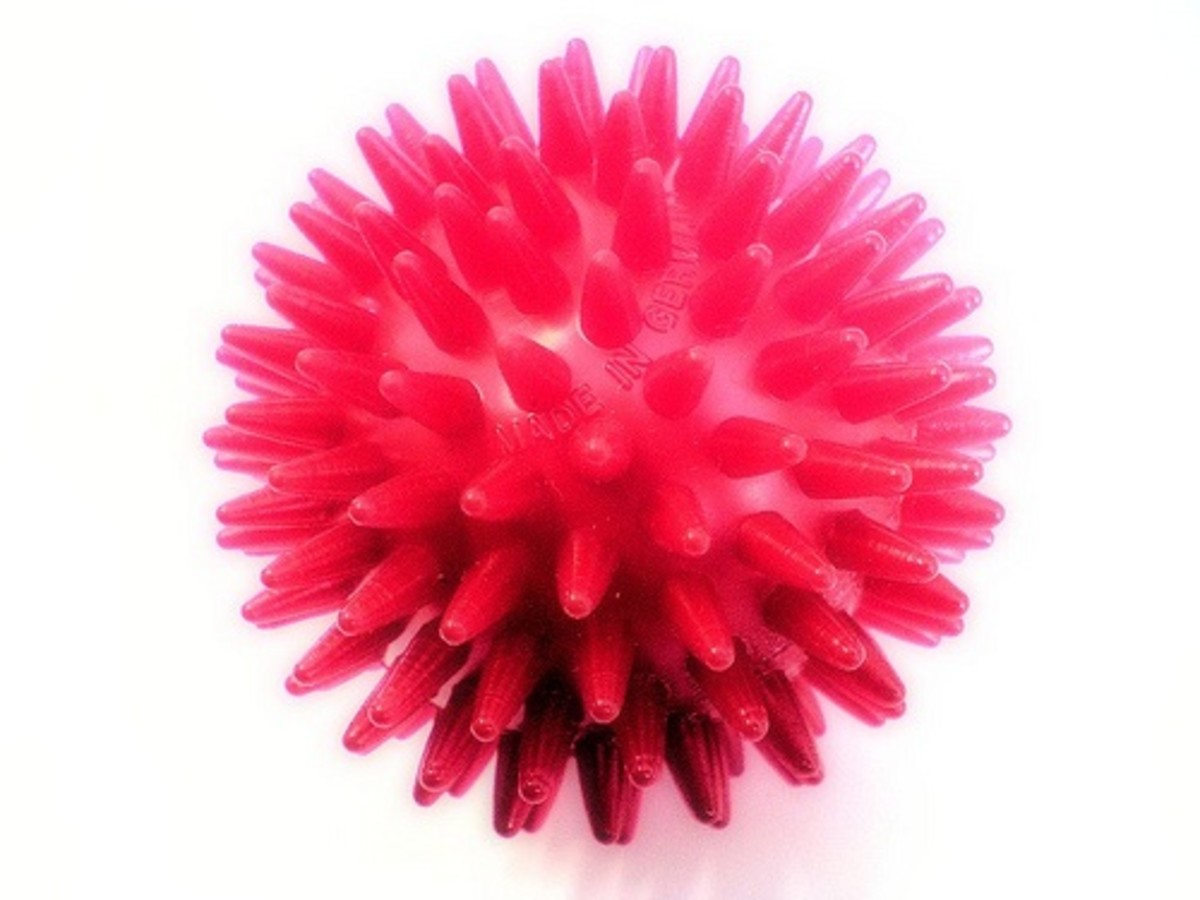 Squishy balls help some people focus and relieve anxiety