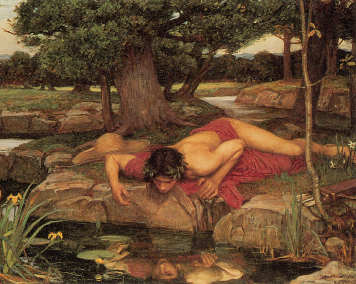 Who was Narcissus?