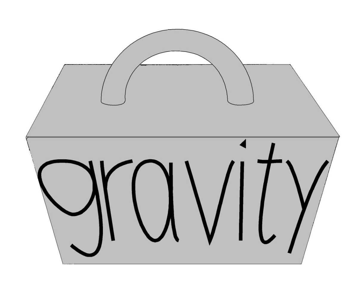 Constant imbalanced pressure from gravity can damage the vertebrae.