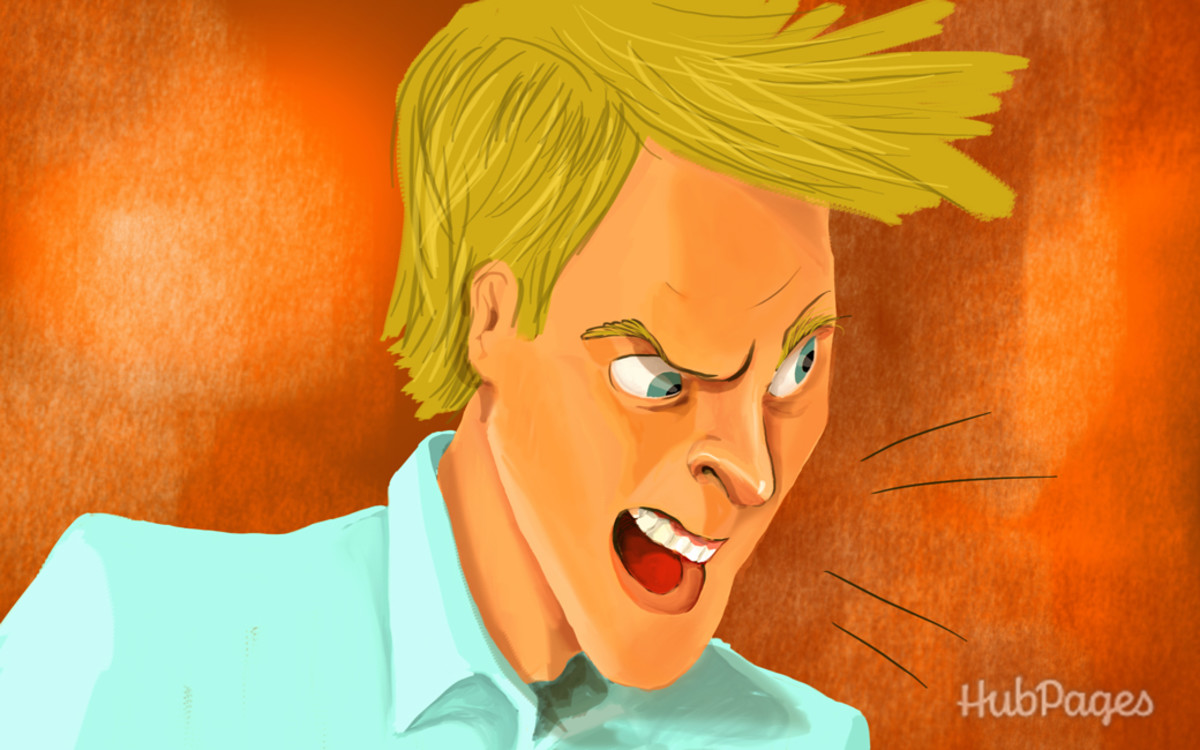 As long as you're not yelling at someone else, a good yell might help release tension.